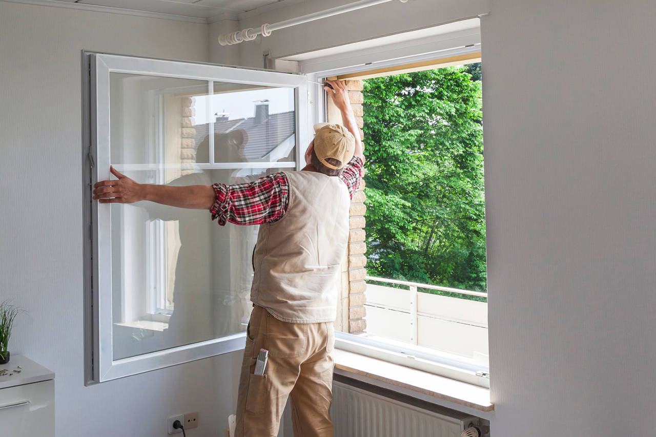 what is commercial windows replacing
