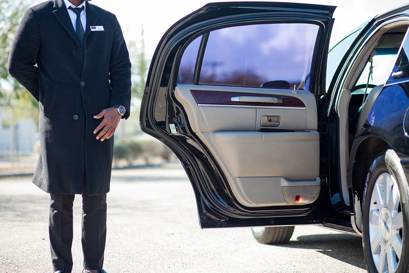 limousine service uk