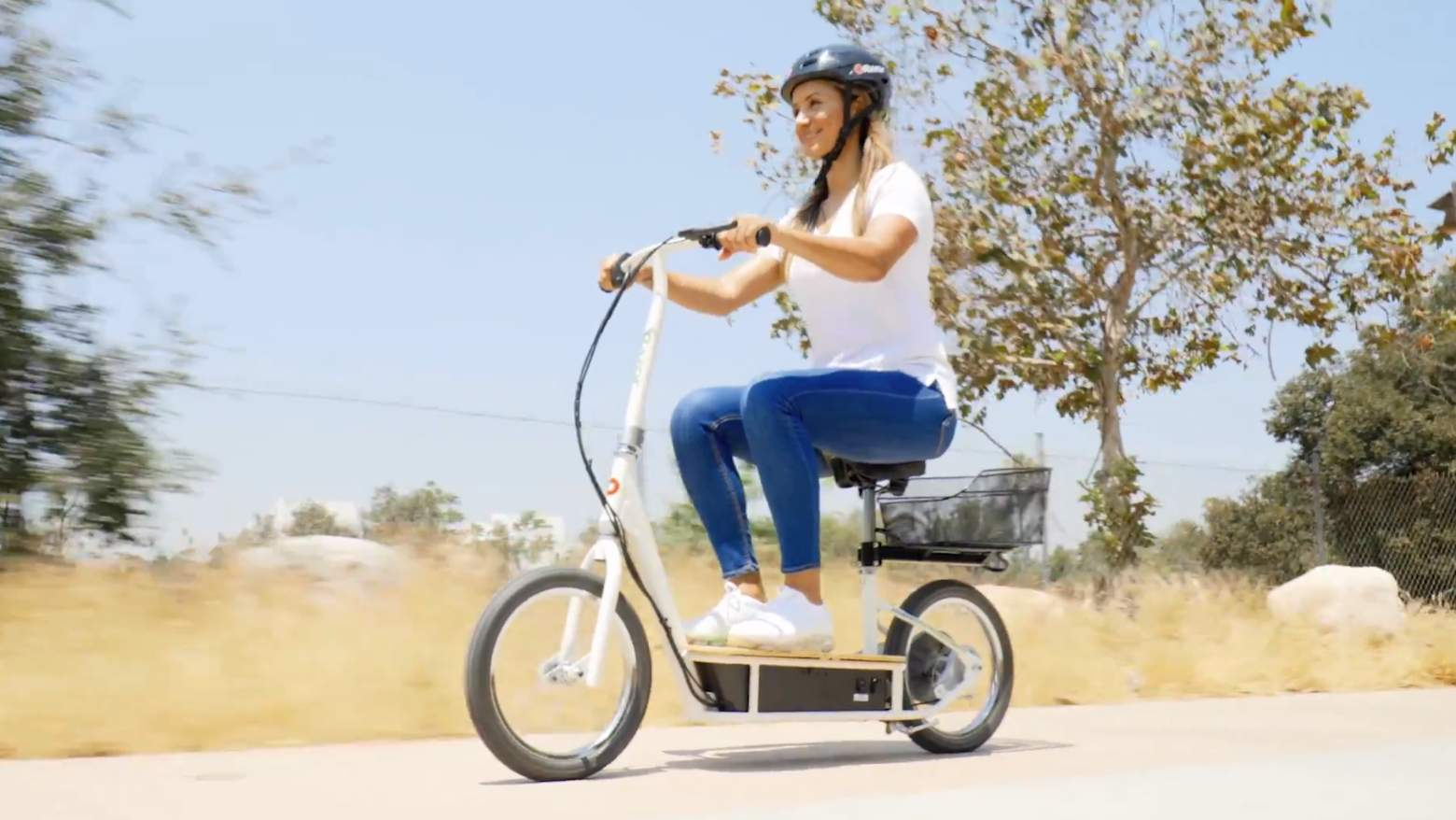 best-electric-scooter-with-comfortable-seat