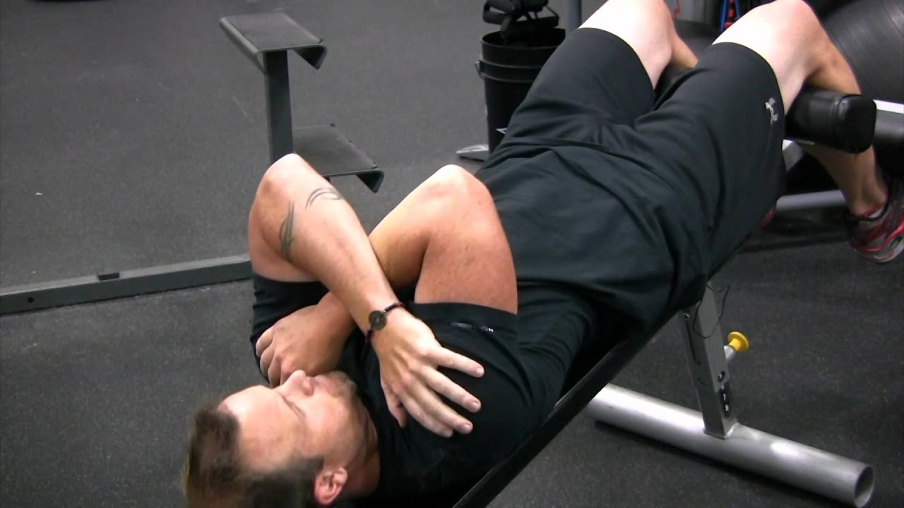 Sit-up-benches